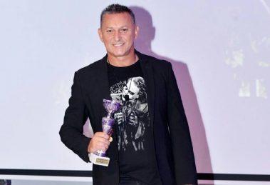 """Šako Polumenta """" Nagrada za Najmuškarca 21 veka """""""