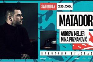 Polufinale Let's mix it takmičenja i gostovanja Nastie i Matadora – ove nedelje u Barutani