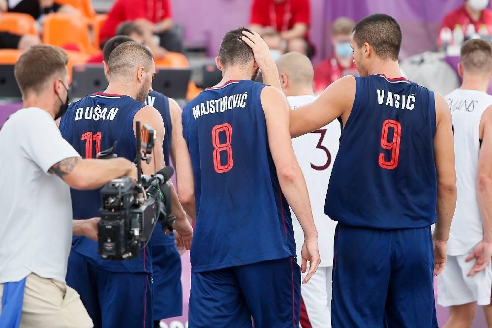 SRBIJA JE ZEMLJA KOŠARKE: Basketaši su uspeli i obradovali celu naciju - BRONZA na Olimpijskim igrama u Tokiju!