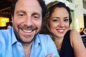 Zorana i Gordan Kičić uživaju na letovanju