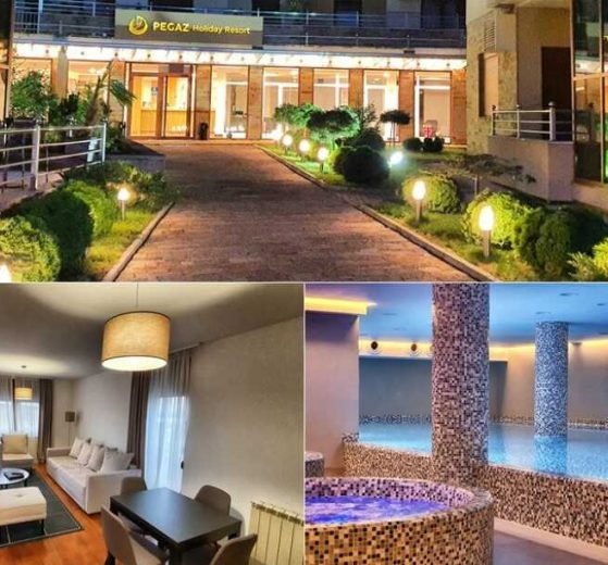 Pegaz Holiday Resort - hotel koji vam donosi novi način života!
