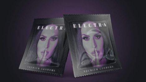 DUPLO SLAVLJE KOD ELEKTRE ELITE: Na dan objave pesme, pokrenula biznis sa svojom linijom prezervativa
