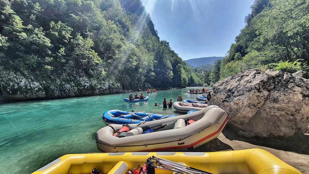 ADRENALINSKA AVANTURA! Rafting Drinom i Tarom morate doživeti makar jednom u životu!, Gradski Magazin