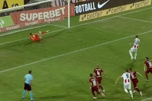 Zvezda slavila i u Rumuniji za grupnu fazu Lige Evrope