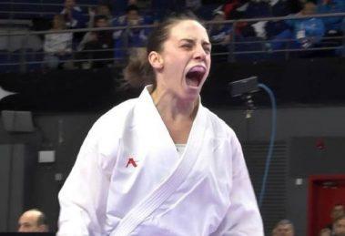JOVANA NEĆE BRANITI ZLATO NA OI - MOK: Vrata su zatvorena za karate u Parizu 2024.