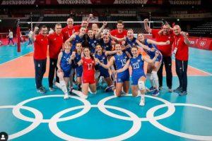 Odbojkašice nadmoćno do bronze, pao rekord iz Rija - Srbiji u Tokiju 9 medalja!