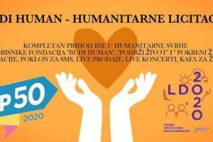 AKCIJA NAŠIIH PROGRAMERA: HUMANITARNA LICITACIJA ZA PROFESIONALNI WEB SAJT