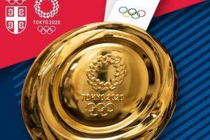 MOĆNI DELFINI SU OLIMPIJSKI ŠAMPIONI: Oproštajni valcer sa zlatnom posvetom, najveće generacije u istoriji srpskog sporta!