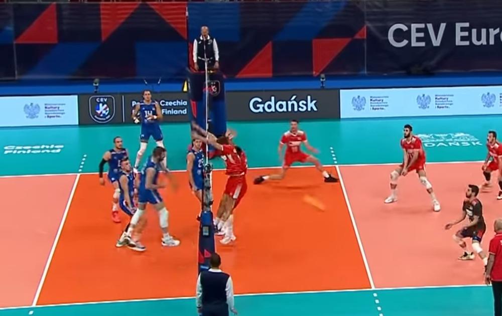 Odbojkaši Srbije protiv Italije za finale EP!
