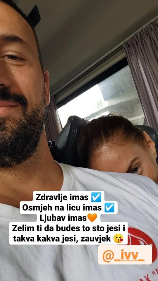Vladimir Tomović objavio romantičnu fotku sa Ivanom i zaintrigirao javnost
