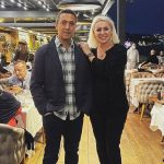 Elma Hrustić i predsednik kluba Fenerbahce Ali Koç uživali u čarima Bosfora