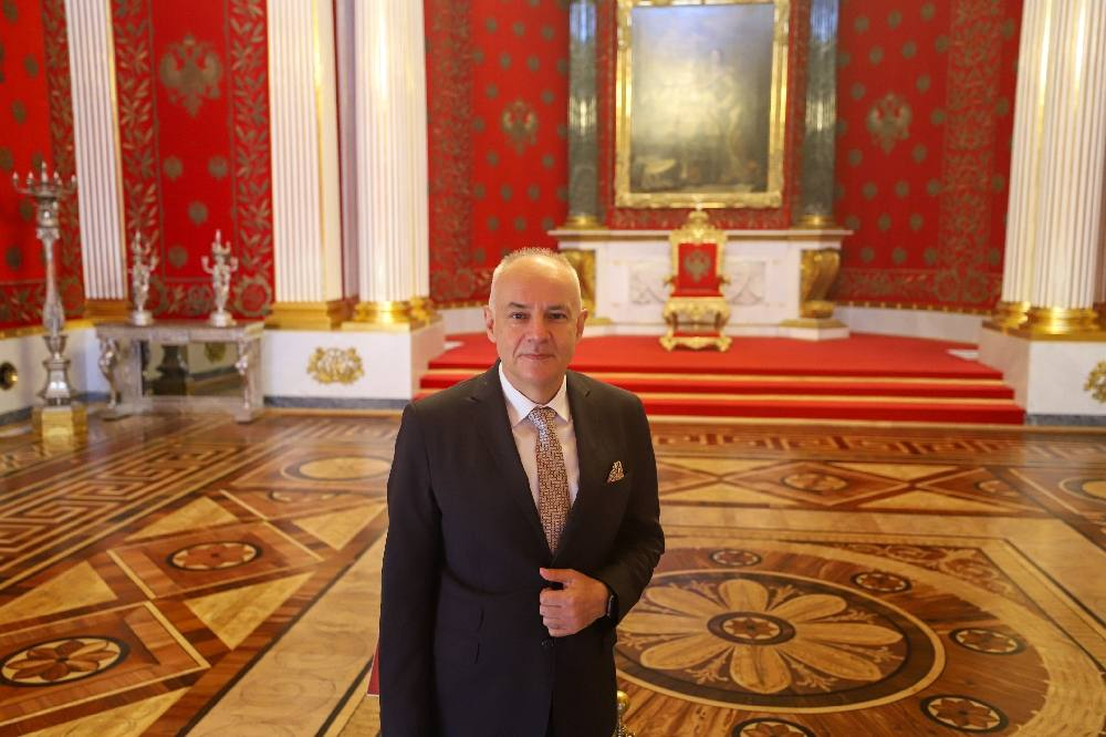 Gradonačelnik Radojičić: Duh Ermitaža u Beogradu