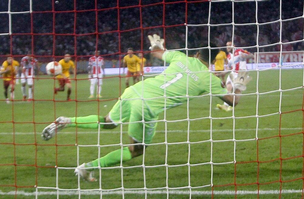 Sjajan start Zvezde u Ligi Evrope, Braga napokon pala!