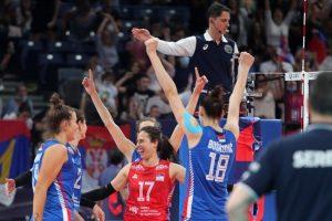 Srpkinje izdržale pritisak i preko Turske se plasirale u veliko finale!