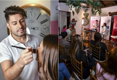 Male tajne velikih majstora: Srđan Chris održao prvu Make up edukaciju!
