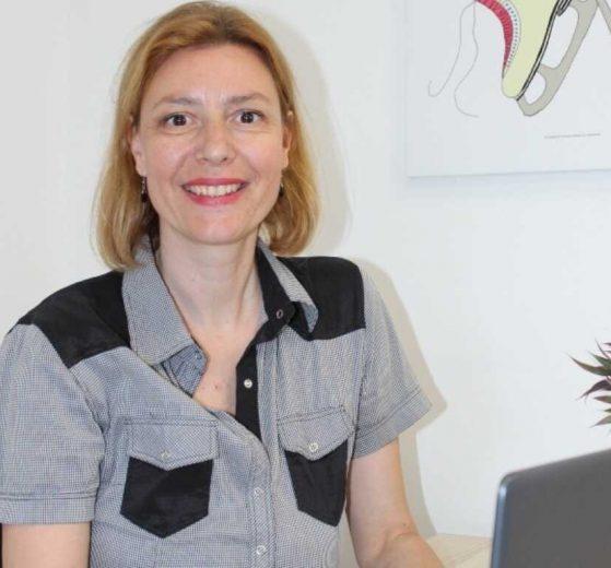 Tamara Drljević, dobitnica nagrade Business Women Awards 2021 u kategoriji Biznis – žensko preduzetništvo.