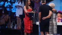 Kakvo iznenađenje! Ceca usred emisije Zvezde Granda podigla ženu iz publike