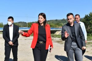 Vujović u Mionici: Umesto smetlišta, građani će dobiti zelenu oazu