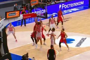 Zvezda vrlo dobra i u Moskvi, CSKA do pobede tek u finišu!