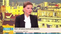 Direktorka RFZO Sanja Radojević Škodrić: Da su lekovi toliko efikasni ne bi nam trebala vakcina