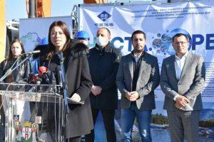 Vujović u Lazarevcu: Zelenim investicijama podižemo standarde životne sredine