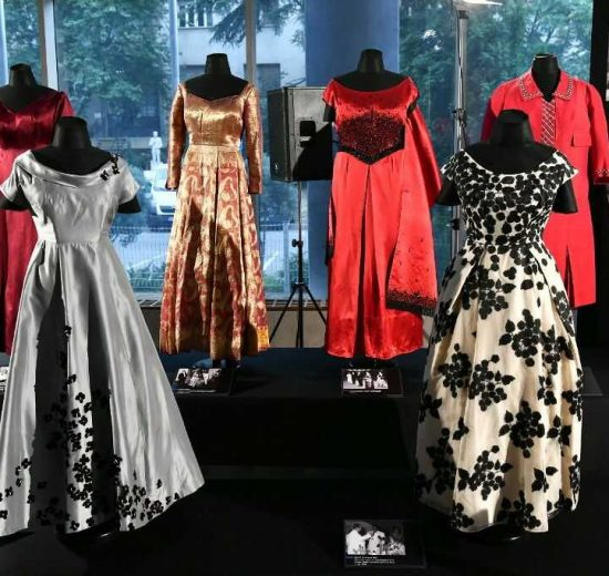 Izložba haljina Jovanke Broz