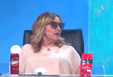 Bekuta: Viki, pokaži nam diplomu fakulteta iz Prištine? Ceca: Sad si neprijatna