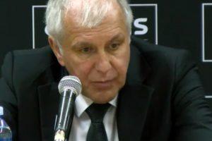Obradović: Odigrali smo ozbiljno, zadovoljan sam!