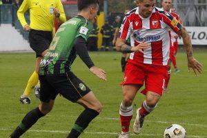 Zvezda u sedmoj brzini u Lazarevcu, šampion dao šest golova za poluvreme