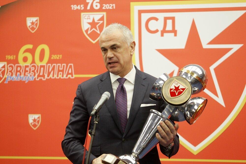 Terzić: Mi smo doneli koeficijent Srbiji, a ne Partizan