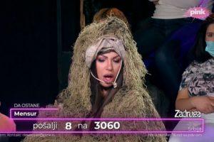 Miljana Kulić se vratila u Zadrugu: U studiju se pojavila u neviđenom izdanju i sve šokirala!